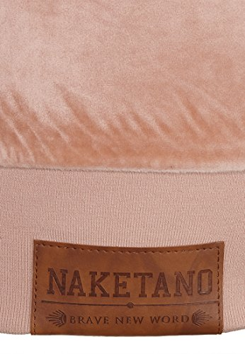 Naketano - Sweat-shirt - Uni - Femme Dusty Pink
