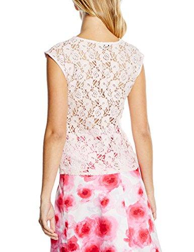 More & More Damen T-Shirt T-shirt O. Arm Rosa (Fresh Rose 0806)