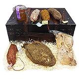 Das Rustikale Fleischwaren Geschenkkorb