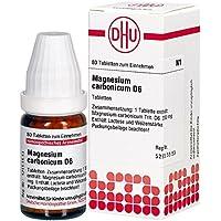 Magnesium Carbonicum D 6 Tabletten 80 stk preisvergleich bei billige-tabletten.eu