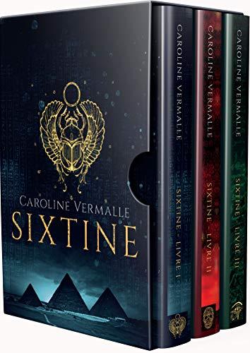 Sixtine (La trilogie complète) par  Caroline Vermalle