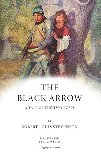 the-black-arrow-a-tale-of-the-two-roses