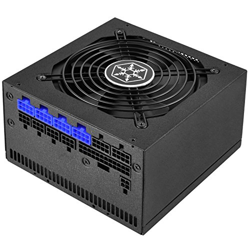 Cheapest SilverStone SST-ST80F-TI – Strider Titanium Series, 800W 80 Plus Titanium ATX PC Power Supply, 120mm, 100% modular Discount