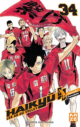 Haikyu!! Les AS du Volley Edition simple Tome 34