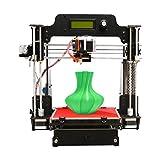 Impresora 3D Geeetech, Impresora 3D de madera Prusa I3 Pro W Kit de bricolaje con...