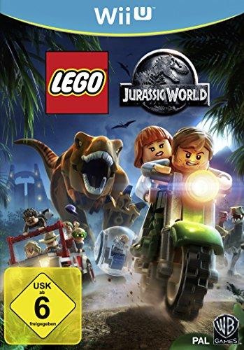 logiciel Pyramide WiiU Lego Jurassic World
