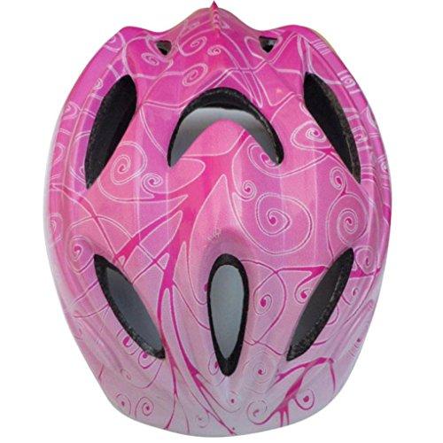 Kaiki Schutz Zubehör & #-; 12Vent Kind Sports Mountain Road Fahrrad Sicherheit Helm Skaten Gap, rose