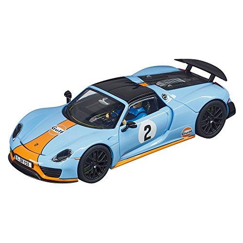 Carrera 20030788 Digital 132 Porsche 918 Spyder  Gulf Racing No.02