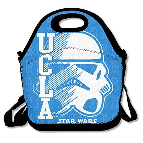 NCAA UCLA Bruins Star Wars Storm Trooper Almuerzo Tote Bag