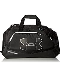 Under Armour UA Undeniable MD Duffel II Bolso de mano, Unisex adultos, Negro (Negro)