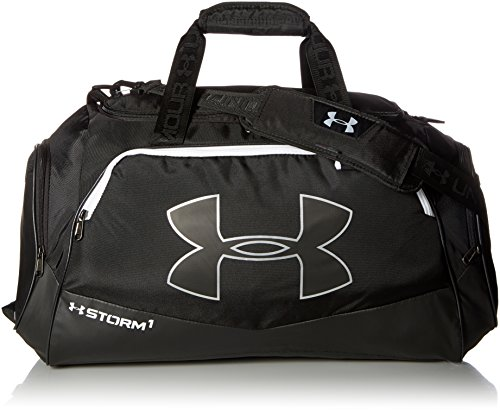 Under Armour Undeniable II Duffel Bags - Black, Medium