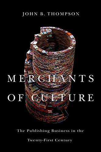 John Thompson talking about his new book on trade publishing, 'Merchants of Culture'