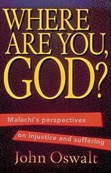 Where Are You, God? by John N. Oswalt (2000-01-01)