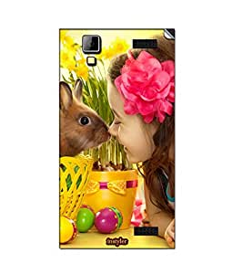djimpex MOBILE STICKER FOR GIONEE GPAD G5