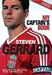 Steven Gerrard My Captains Book PB