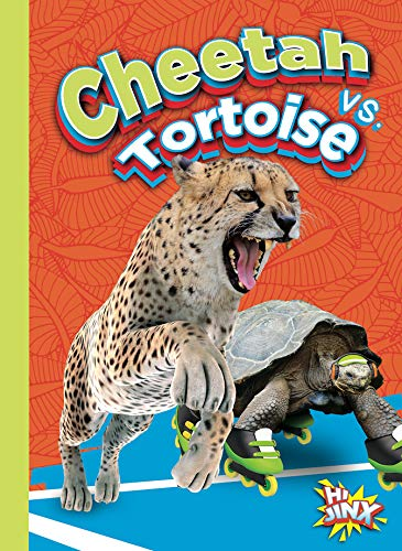 Cheetah vs. Tortoise (Versus!) (Lion Vs Rabbit)