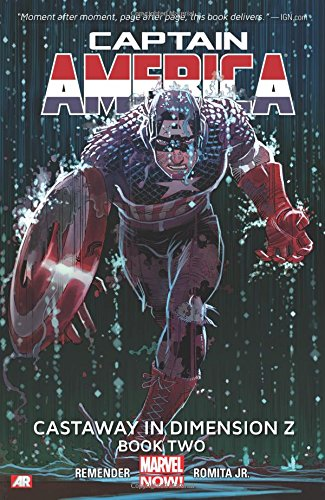 CAPTAIN AMERICA 02 CASTAWAY DIMENSION Z BOOK TWO
