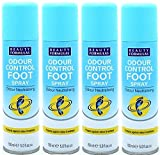 x4 Beauty Formulas Feet Care Odour Control Foot Spray 150ml