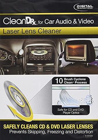 Digital Innovation 41905 CleanDr(R) Car A/V Laser Lens Cleaner