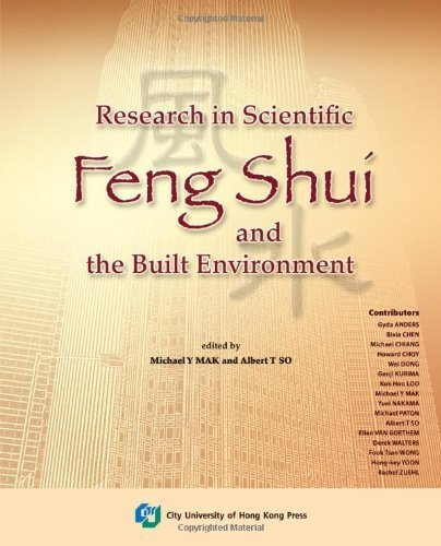 Research in Scientific Feng Shui and the Built Environment by Michael Y MAK and Albert T SO (2009) Paperback