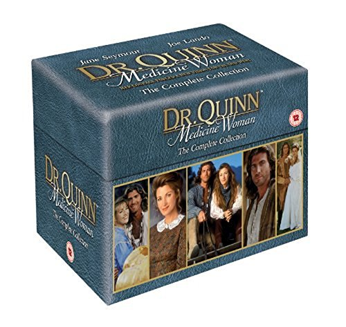 Medicine Woman - The Complete Series