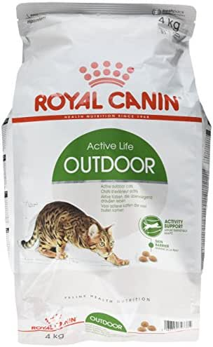 Royal Canin : Croquettes Feline Health Outdoor 30: 4kg