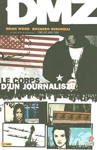 """Afficher """"DMZ n° 2<br /> Le corps d'un journaliste"""""""