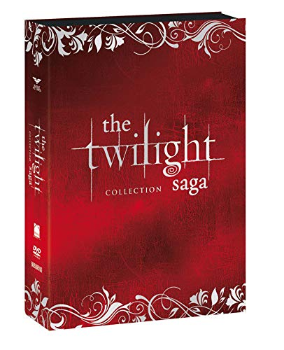 Twilight 10° Ann. Collection: (Twilight / New Moon / Eclipse / Breaking Dawn - Part 1/ Breaking Dawn - Part 2) (Limited Edition) (12 DVD)