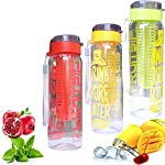 Product Description: DakshCraft believe in versatility and great customer experience. Our Fruit infuser not only cools your body in summer, but helps you to take vitamins and nutrient along with water. Perfect for active water drinkers, the fruit inf...