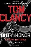 Tom Clancy Duty and Honor (A Jack Ryan Jr. Novel, Band 3)
