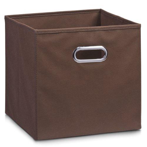 Zeller Boîte de Rangement 32 x 32 x 32 cm