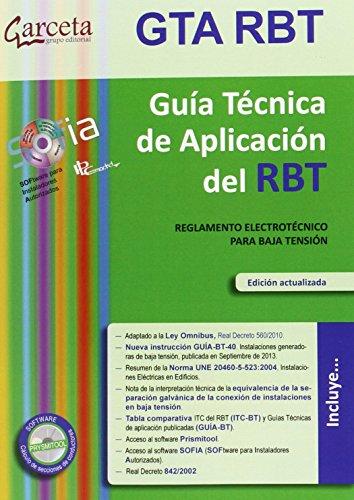 GTA REBT 4ª Edición. Guía Técnica de Aplicación del REBT4E (Reglamentos (garceta)) por Energía y Turismo Ministerio de Industia
