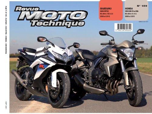 Rmt 159.1 Honda Cb 1000r + Suzuki Gsx-R 750