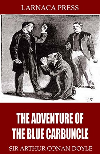 The Adventure of the Blue Carbuncle by [Sir Arthur Conan Doyle]