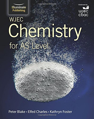WJEC Chemistry for AS Level: Student Book for sale  Delivered anywhere in UK