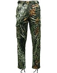 Para hombre Recon Mossy Oak–Pantalones de camuflaje impermeable mo628