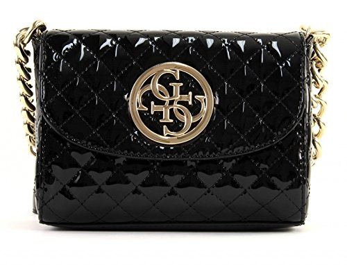 GUESS G Lux Mini Crossbody Black (Guess Damen Mini)