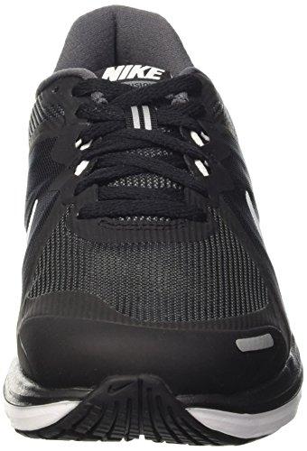Nike Damen Wmns Dual Fusion X 2 Turnschuhe Schwarz (Black/White-Dark Grey 001)