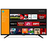 CloudWalker 101 cm (40 Inches) 4K Ready LED Smart TV Cloud TV 40SFX2 (Black)