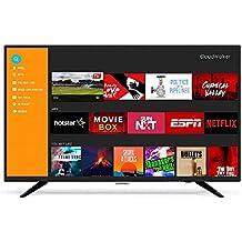 CloudWalker 101 cm  40 inches  4K Ready Smart Full HD LED TV 40SFX2  Black  Smart Televisions