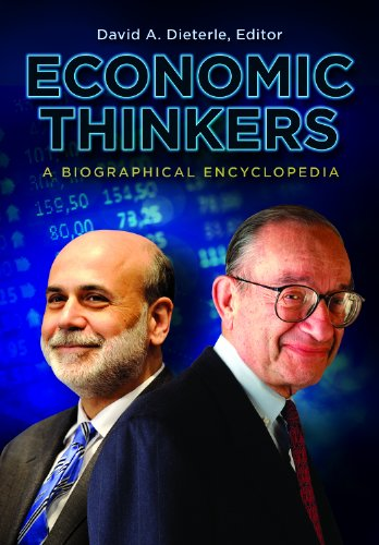 Economic Thinkers: A Biographical Encyclopedia (English Edition)