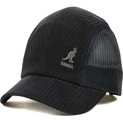 Kangol 6230834164195 Black Tonal Stripe Supreme Cap Adjustable 5245189-  Price in India 61414e9fdc93