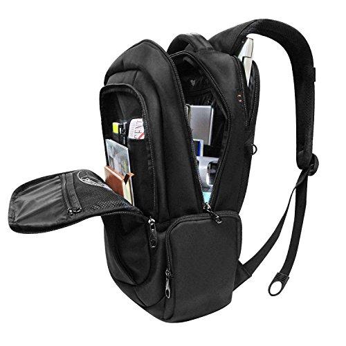 ... Business Laptop Rucksack 15 15.6 Zoll Wasserabweisend Diebstahlsicherer  PC-Fach Viele Funktionstaschen Reisen Outdoor Mordern ... 9b1d5d6ce9