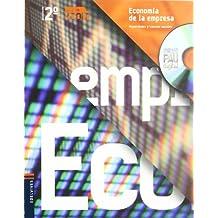 Economia de la empresa 2º Bachillerato (Zoom)