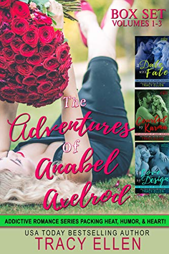 Box Set: The Adventures of Anabel Axelrod (Volumes 1 - 3 ...