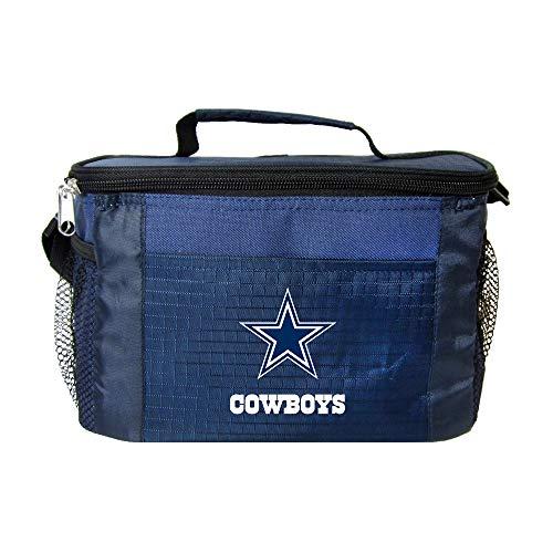Kühltasche, 6 Stück, Dallas Cowboys Blue ()