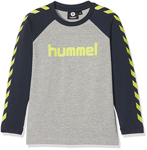 Hummel Jungen Hmlboys L/S T-Shirt, Medium Melange, 116 Preisvergleich