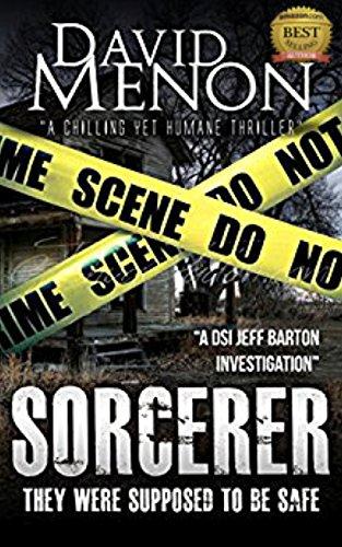 Sorcerer (DS Jeff Barton Book 1) by David Menon