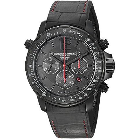 Orologio da polso uomo - Raymond Weil 7850-BSF-05207