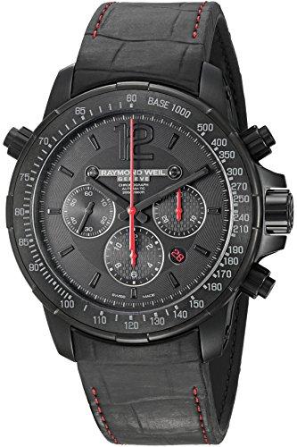 Montre-bracelet pour homme - Raymond Weil 7850-BSF-05207